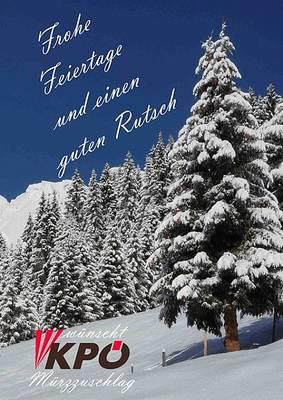 Frohe Weihnachten Wann Wünscht Man.Kpö Region Muerzzuschlag Frohe Weihnachten Und Einen Guten Rutsch